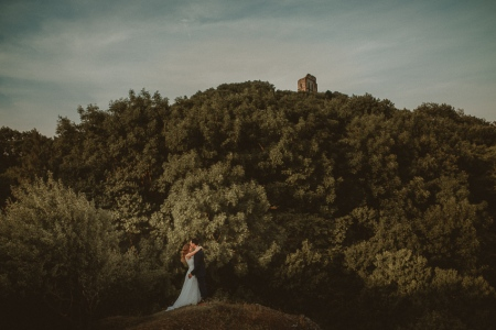 Svadobný príbeh Janky a Ondríka